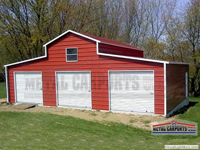 Metal carport photos metal carports eagle metal for Garages and carports