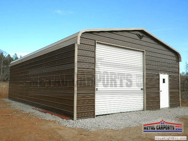 Reg Garage with 10x10 and Door